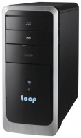 LOOP LP-2509 w/o PSU Black