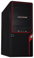 LogicPower 0002 w/o PSU Black/red