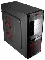 AeroCool V3X Advance Devil Red Edition 600W Black