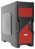 FOX 9605RD 550W Black/red