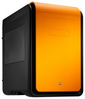 AeroCool Dead Silence Cube Orange Window Edition