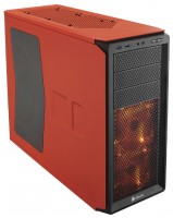 Corsair Graphite Series 230T Windowed Compact Orange