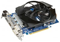 GIGABYTE Radeon HD 7790 1075Mhz PCI-E 3.0 1024Mb 6000Mhz 128 bit 2xDVI HDMI HDCP