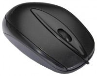 Gear Head OM3400U Black USB