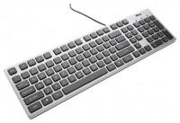 Trust Isla Keyboard Silver USB