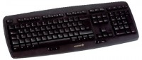Cherry G86-22000RGADAB Black USB+PS2
