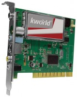 KWorld PCI Analog TV Card LE