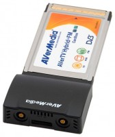 AVerMedia Technologies AverTV Hybrid+FM Cardbus
