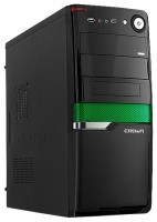 CROWN CMC-SM160 500W Black/green