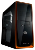 Cooler Master Elite 310 (RC-310-OWN1) w/o PSU Black/orange