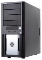 SilverStone PS02B-W Black
