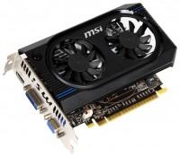 MSI GeForce GT 640 941Mhz PCI-E 3.0 2048Mb 1782Mhz 128 bit DVI HDMI HDCP