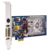 HP GeForce 8400 GS 450Mhz PCI-E 256Mb 800Mhz 64 bit DVI TV YPrPb