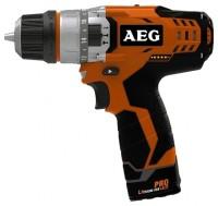 AEG BSB 12C2 Li-402B