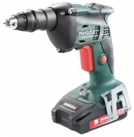 Metabo SE 18 LTX 4000 2.0Ah x2 Case Set