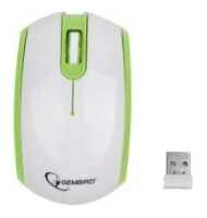 Gembird MUSW-105-G White-Green USB