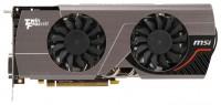 MSI Radeon HD 7870 1050Mhz PCI-E 3.0 2048Mb 4800Mhz 256 bit DVI HDMI HDCP Twin Frozr