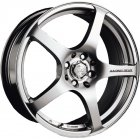 "Racing Wheels H-125 (17""x7J 5x110 ET35 D65.1)"