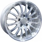 "Racing Wheels BZ-24 (19""x8.5J 5x114.3 ET38 D73.1)"