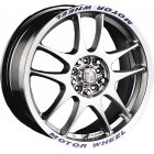 "Racing Wheels H-144 (15""x6J 8x100 ET40 D73.1)"