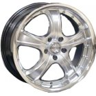 "Racing Wheels H-281 (17""x7J 5x110 ET40 D65.1)"
