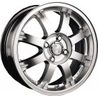 "Racing Wheels H-207 (15""x6.5J 5x110 ET35 D73.1)"