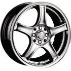 "Racing Wheels H-132 (15""x6.5J 4x100 ET40 D73.1)"