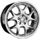 "Racing Wheels BZ-18 (18""x9.5J 5x112 ET38 D66.6)"