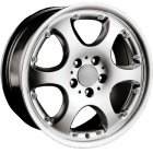 "Racing Wheels H-136 (17""x8J 5x112 ET38 D66.6)"