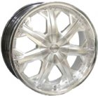 "Racing Wheels H-378 (20""x8.5J 6x139.7 ET30 D110.5)"