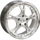 "Racing Wheels H-398 (17""x7J 5x114.3 ET40 D73.1)"