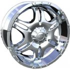 "ASA Wheels HM2 (22""x5J 5x150 ET10)"