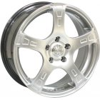 "Racing Wheels H-406 (17""x7J 4x114.3 ET45 D73.1)"