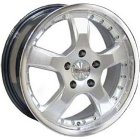 "Racing Wheels H-291 (17""x7.5J 5x112 ET40 D73.1)"