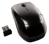 Lenovo Wireless Laser Mouse Black USB