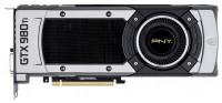 PNY GeForce GTX 980 Ti 1000Mhz PCI-E 3.0 6144Mb 7000Mhz 384 bit DVI HDMI HDCP