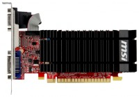 MSI GeForce GT 610 810Mhz PCI-E 2.0 1024Mb 1334Mhz 64 bit DVI HDMI HDCP
