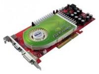 Palit GeForce 6800 GS 450Mhz AGP 128Mb 1200Mhz 128 bit DVI TV YPrPb