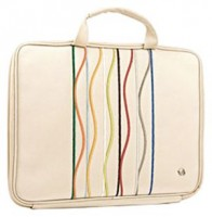 Krusell Radical Laptop Slim Case Stripe 15.4