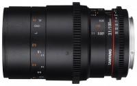 Samyang 100mm T3.1 VDSLR ED UMC Macro Canon EF