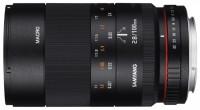 Samyang 100mm f/2.8 ED UMC Macro Canon EF