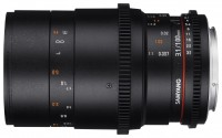 Samyang 100mm T3.1 VDSLR ED UMC Macro Four Thirds