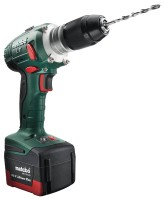 Metabo BS 14.4 LT Impuls 3.0Ah x2 Case