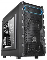 Thermaltake Versa H13 Window CA-1D3-00S1WN-00 Black