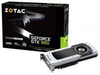 ZOTAC GeForce GTX 980 1139Mhz PCI-E 3.0 4096Mb 7010Mhz 256 bit DVI HDMI HDCP