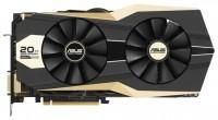 ASUS GeForce GTX 980 1317Mhz PCI-E 3.0 4096Mb 7010Mhz 256 bit DVI HDMI HDCP