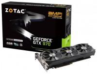 ZOTAC GeForce GTX 970 1228Mhz PCI-E 3.0 4096Mb 7200Mhz 256 bit DVI HDMI HDCP