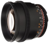 Samyang 85mm T1.5 AS IF UMC VDSLR Canon M