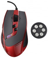 SPEEDLINK KUDOS RS Gaming SL-6398-RD-01 Red-Black USB