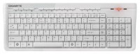 GIGABYTE KM7580 White USB